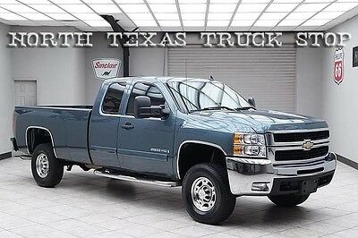 2008 Chevrolet Silverado 2500  2008 Chevy 2500HD 2WD LT1 Extended Cab Long Bed 1 TEXAS OWNER