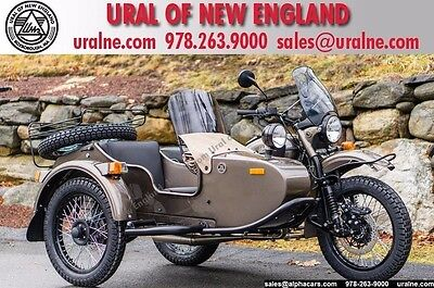 2016 Ural Limited Edition Ambassador Plus  Limited Edition Custom Color 25 WorldWide Financing & Trade