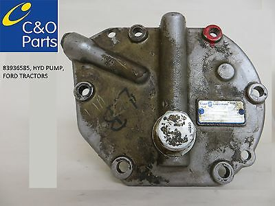 83936585, Hydraulic Pump, Ford Tractor, Ford Digger, Various Models