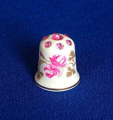 Thimble - Shirley Hewitt - Thimble Craft - Pretty in Pink
