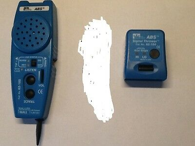 Ideal ABS Tester & Signal Thrower 62-188 (62-180 & 62-184) Voice System