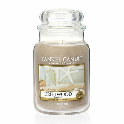 Yankee Candle  Driftwood New Spring 2017 Scented Large Jar
