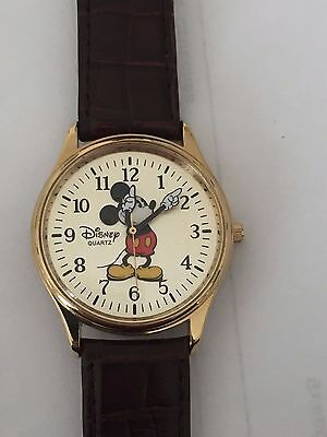 Authentic Original Disney Park Watch: Mickey with moving hands