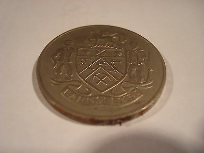 Barnsley - Fa Cup Centenary - Esso Coin/medal - Excellent Condition