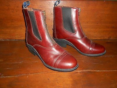 Ariat Cobalt Devon Pro ladies 8.5 cordovan