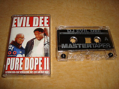 EVIL DEE - Pure Dope II  (Tape)  MASTERTAPES