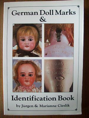 German Doll Marks and ID guide