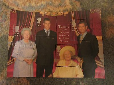 Royal Family stamps - unused