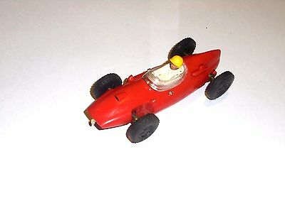 slot 1/32 SCALEXTRIC C58 COOPER CLIMAX F1 RED TYPE 2 -SEE DESCRIP- NO BOX