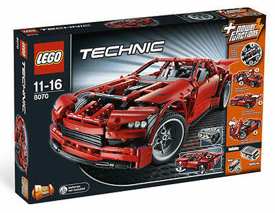 LEGO Technic 8070 SuperCar - brand new and sealed