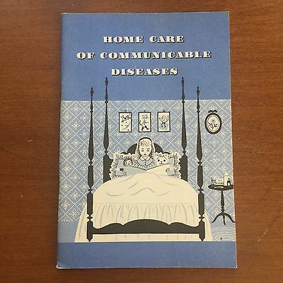Home Care Of Communicable Diseases John Hancock Mutual Life Insurance 1957