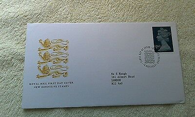 NEW DEFINITIVE FIRST DAY COVER 1987 Windsor     C18