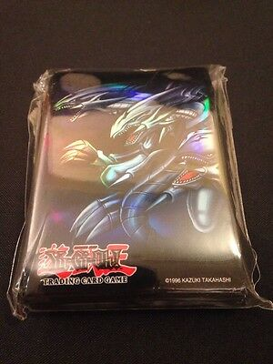 YU-GI-OH YuGiOh Official Duelist Card Sleeves Blue Eyes Ultimate Dragon x50 (G26