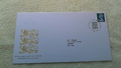 FIRST DAY COVER NEW DEFINITIVE STAMP 1994 Windsor      E2