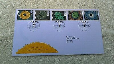SPRINGTIME FIRST DAY COVER 1995 Springfield      E4