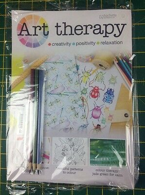 Hachette Art Therapy (Issue 9)