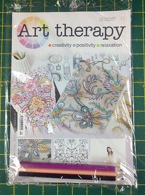 Hachette Art Therapy (Issue 16)