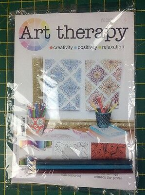 Hachette Art Therapy (Issue 8)