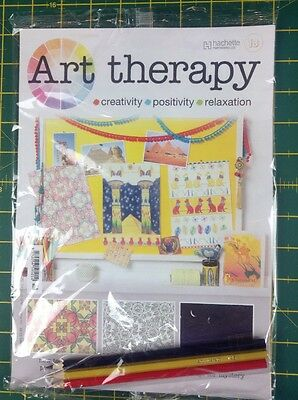 Hachette Art Therapy (Issue 18)