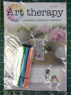 Hachette Art Therapy (Issue 27)