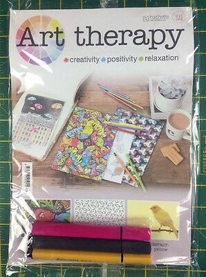 Hachette Art Therapy (Issue 31)