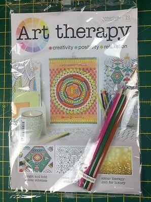 Hachette Art Therapy (Issue 12)