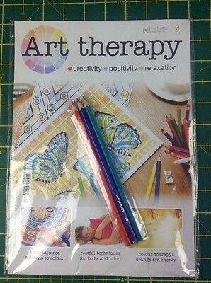 Hachette Art Therapy (Issue 5)