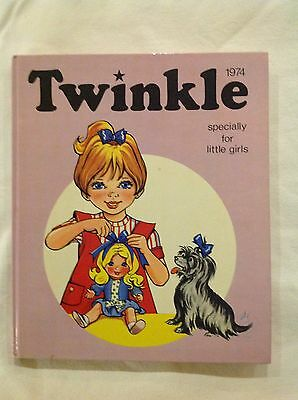 Twinkle 1974 Annual