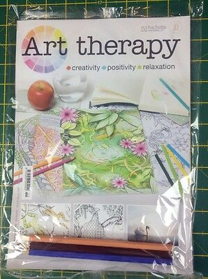 Hachette Art Therapy (Issue 11)