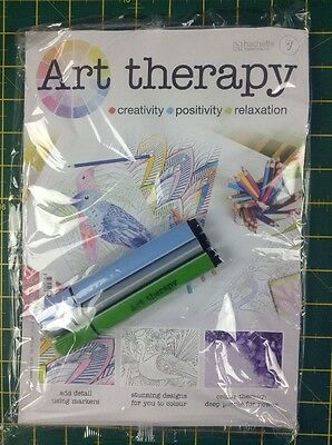 Hachette Art Therapy (Issue 7)