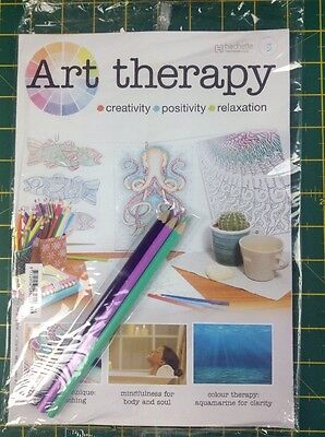 Hachette Art Therapy (Issue 6)