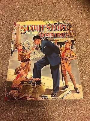 The Scout Story Omnibus Book - Vintage