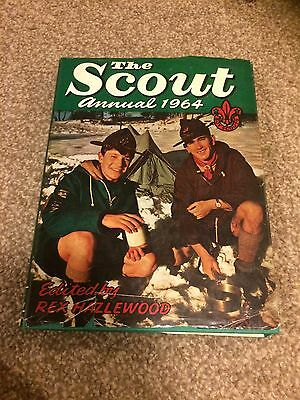 The Scout Annual 1964 Book - Vintage