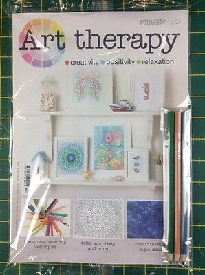 Hachette Art Therapy (Issue 23)