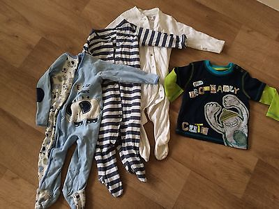 Next Baby Grow Bundle 9 To 12 Months