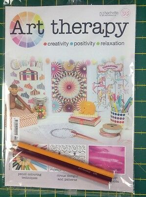 Hachette Art Therapy (Issue 36)