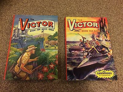The Victor Books X2 - Vintage