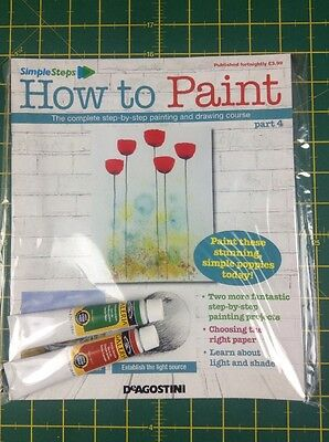 Deagostini How To Paint - Issue 4