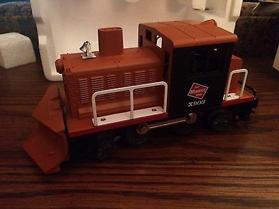 Lionel 28413 Milwaukee Road Snowplow Motorized Unit New in Box!
