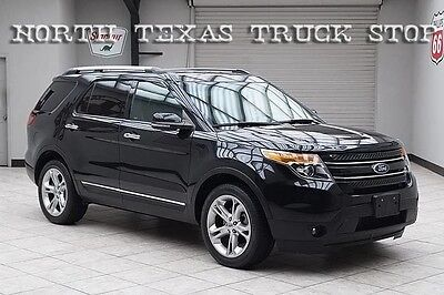 2011 Ford Explorer Limited Sport Utility 4-Door 2011 Ford Explorer Limited 4WD Navigation Cooled Seats Rear Camera SYNC