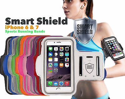 Gym Running Jogging Arm Band Sports Case Holder Strap For Apple iPhone 6/7