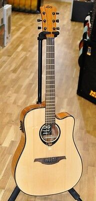 Lag T66DCE / Lâg T66 DCE Tramontane Dreadnought Electric Acoustic Guitar - New!