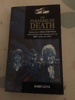 Doctor Who The Paradise of DEATH by Barry Letts