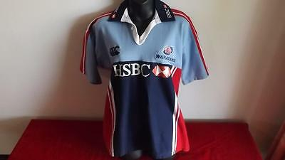 Warratahs  Offical Ccc Jersey In Great Cond Size Size S