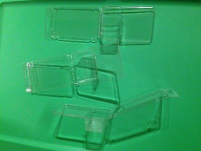 Clam Shell Packaging Clear Plastic Hangable Blister Packs (200 Plus Pcs)