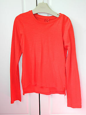 NEXT Red Long Sleeved T-Shirt. Age 4 years. New Without Tags.