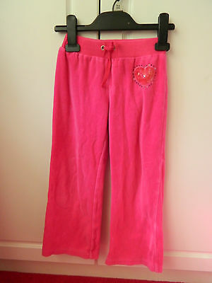 Pink Dunnes Tracksuit bottoms. Age 5 years.