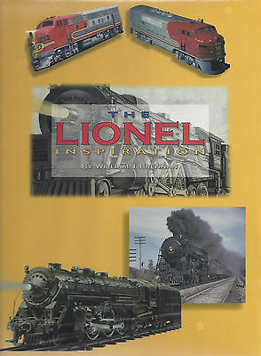 The LIONEL INSPIRATION: O-gauge models during the 1940s & 1950s (NEW BOOK)