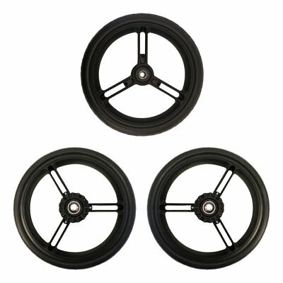 Mountain Buggy Spare Parts - 12 inch Aerotech Wheels 2015+ -  Set of 3 - Fits...