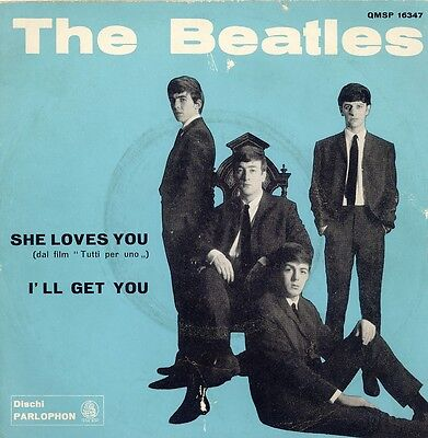 The Beatles - She Loves You - Parlophon Qmsp 16347